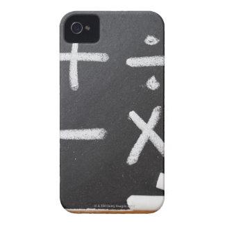 それの数学記号を用いる黒板 Case-Mate iPhone 4 ケース