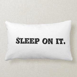 それの睡眠枕 ランバークッション