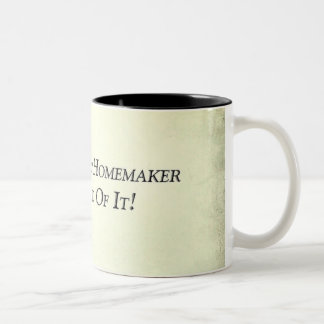 それの確実な主婦そして誇りを持った! コーヒー・マグ ツートーンマグカップ