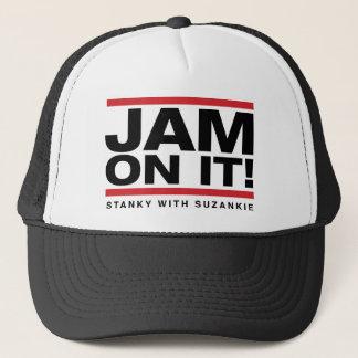 それの込み合い! 帽子