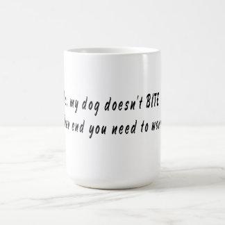 それはあなたがマグを心配する必要があるもう一方の端です コーヒーマグカップ