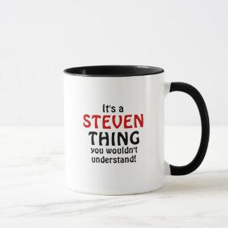 それはあなたが理解しないスティーブンの事です! マグカップ