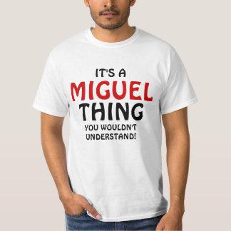 それはあなたが理解しないミゲルの事です Tシャツ