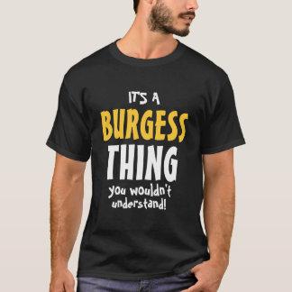 それはあなたが理解しない市民の事です Tシャツ