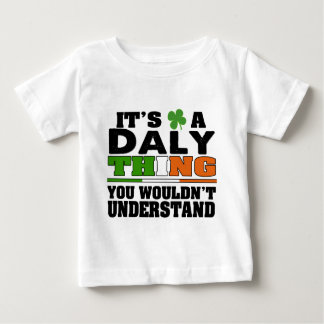 それはあなたが理解しないDalyの事です ベビーTシャツ
