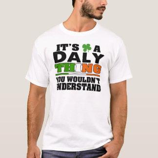それはあなたが理解しないDalyの事です Tシャツ