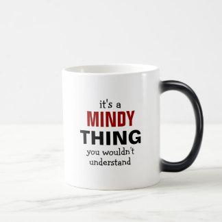 それはあなたが理解しないMindyの事です モーフィングマグカップ