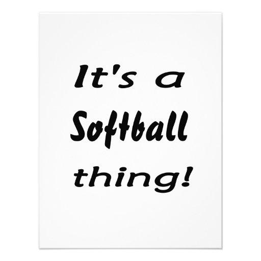 それはあります|ソフトボール|事!