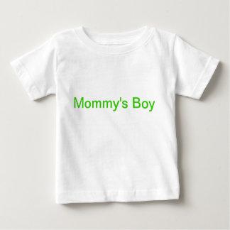 それはお母さんの男の子またはお父さんの男の子ですか。 ベビーTシャツ