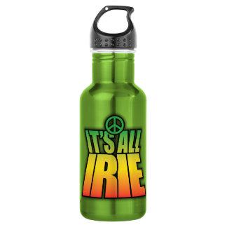 それはすべてのIrieです ウォーターボトル