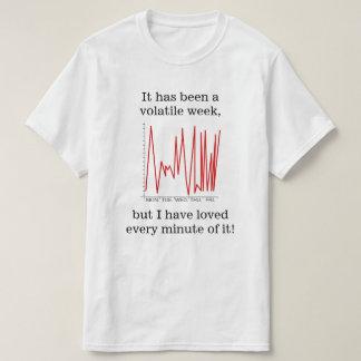 それはずっと揮発週…です Tシャツ