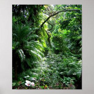 それはそこにジャングル.....です ポスター