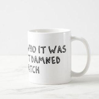 それはそのサスカッチでした コーヒーマグカップ