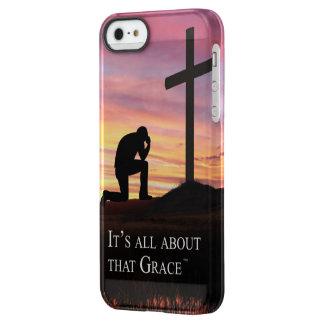 それはその優美-日没5/5s/SEの場合について完全にあります Permafrost iPhone SE/5/5sケース