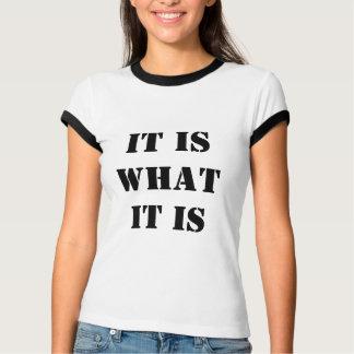 それはそれがであるものです Tシャツ