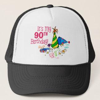 それはです私の第90誕生日(パーティーの帽子) キャップ