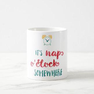 それはどこかの昼寝の時襲いますです コーヒーマグカップ