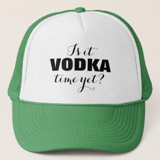 それはまだウォッカの時間か。 トラック運転手の帽子 キャップ