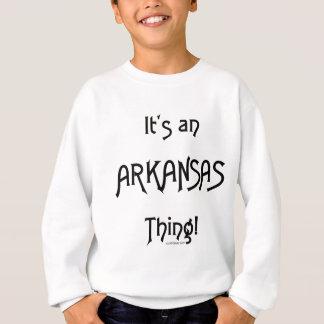 それはアーカンソーの事です! スウェットシャツ