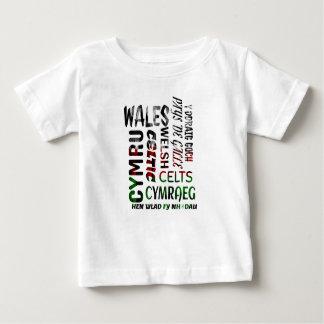 それはウェールズについて完全にあります ベビーTシャツ