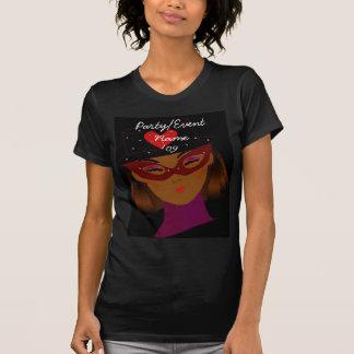 """""""それはカスタマイズ可能な私のパーティー""""のTシャツ-です T-シャツ"""