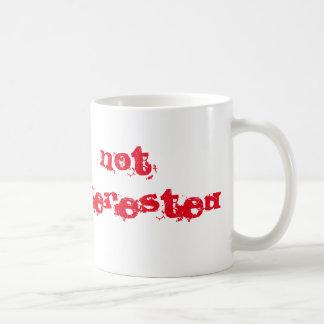 それはシンプルです コーヒーマグカップ