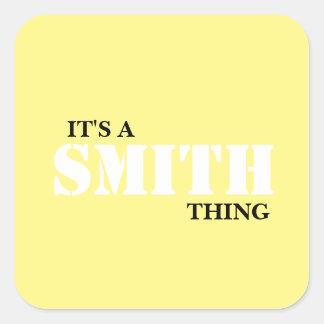 それはスミス事です スクエアシール