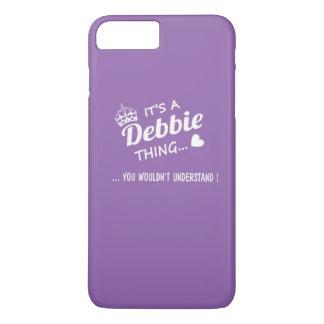 それはデビーの事です iPhone 8 PLUS/7 PLUSケース