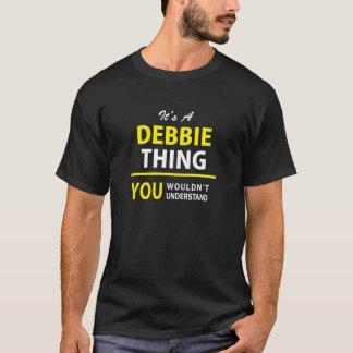。それはデビーの事、理解しませんです!! Tシャツ