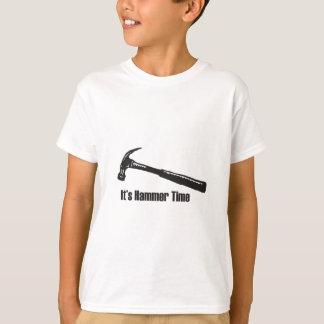 それはハンマーの時間です Tシャツ