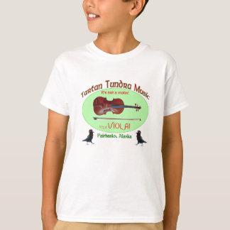 それはバイオリン、それですビオラではないです! Tシャツ
