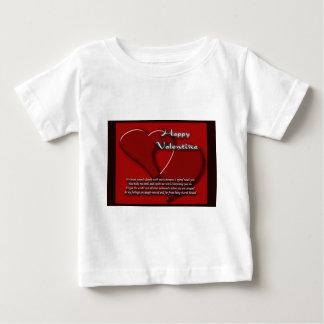 それはバレンタインデー1です ベビーTシャツ