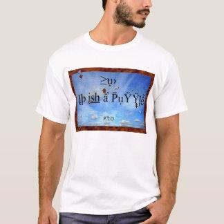 それはパズルです Tシャツ