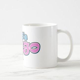 それはビンゴの時間です コーヒーマグカップ