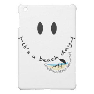 それはビーチの終日のビーチの島、ニュージャージーです iPad MINIカバー