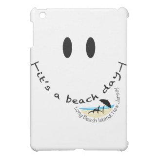 それはビーチの終日のビーチの島、ニュージャージーです iPad MINIケース