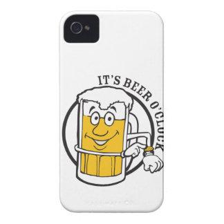 それはビールビール時の時間常にです Case-Mate iPhone 4 ケース