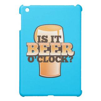 それはビール時時間と関係するアルコールデザインあります iPad MINIケース