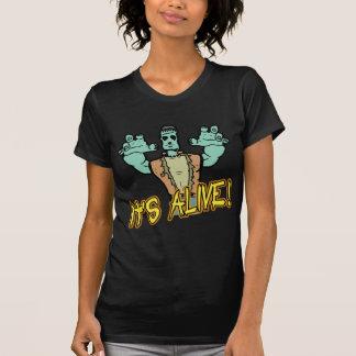 それはフランケンシュタインの生きたTシャツです Tシャツ