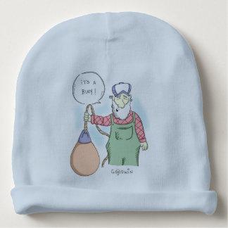 それはブイの赤ん坊の帽子です ベビービーニー