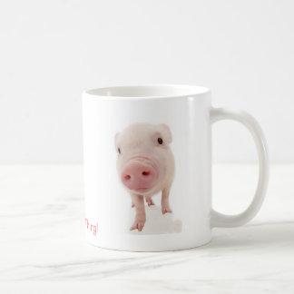 それはブタの事です コーヒーマグカップ