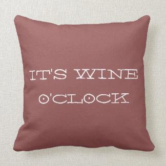 それはワインの時です クッション