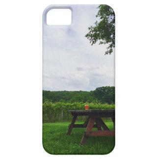 それはワインの里のつる植物日です iPhone SE/5/5s ケース