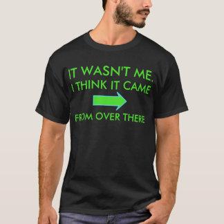 それは向こうにから来た私ではなかったです Tシャツ