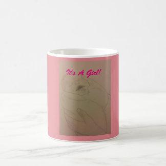 それは女の子のマグです コーヒーマグカップ