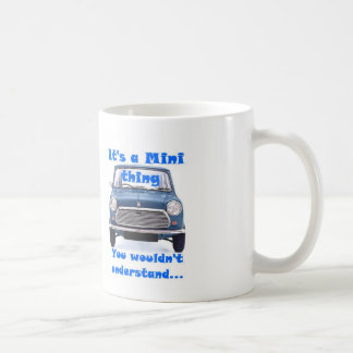 それは小型事、理解しませんです コーヒーマグカップ