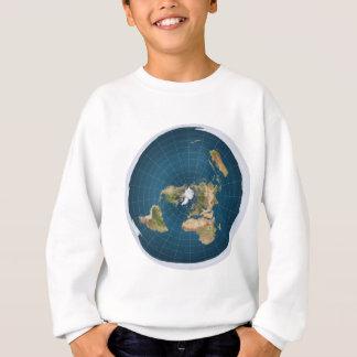 それは平らです。  いいえ、実際に スウェットシャツ
