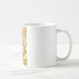 それは恐ろしく醜いベビーでした コーヒーマグカップ