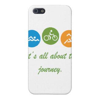 それは旅行-トライアスロンについて完全にあります iPhone 5 カバー