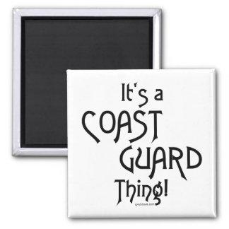 それは沿岸警備隊の事です! マグネット
